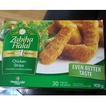 Zabiha halal chicken strips