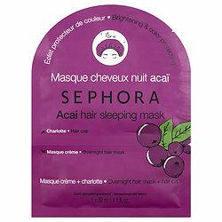 Sephora Collection Acai Hair Sleeping Mask