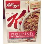 Special K Nourish Apple Raspberry Almond Cereal