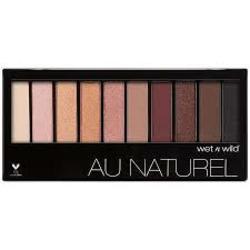 Wet n Wild Nude Awakening Color Icon Au Naturel 10-Pan Eyeshadow Palette