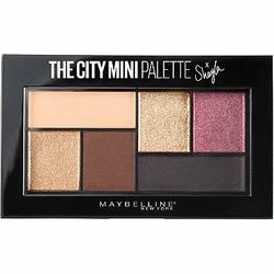 Maybelline The City Mini Palette x Shayla