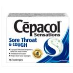 Cepacol sensations - Sore Throat & Cough