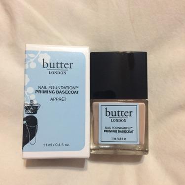 butter London nail foundation priming basecoat reviews in Nail ...