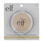 E.l.f prime & stay finishing powder