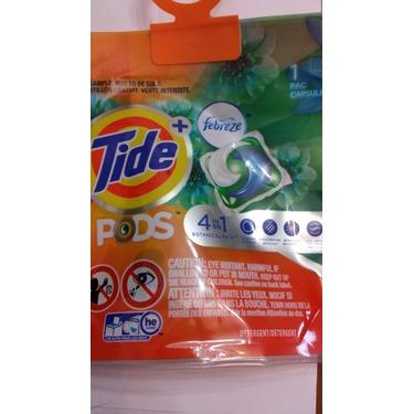 Tide Pods + Febreze 4-in-1
