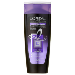 L'Oreal Paris Hair Experts Volume Collagen 2-In-1 Shampoo and Conditioner