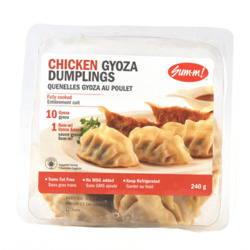 Sum-m Chicken Gyoza Dumplings