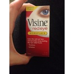 Visine for Red Eye: Workplace