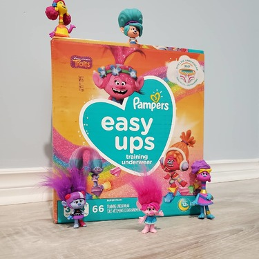 easy ups by pampers