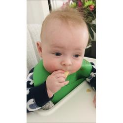 Baby mum-mum apple and pumpkin rice rusks