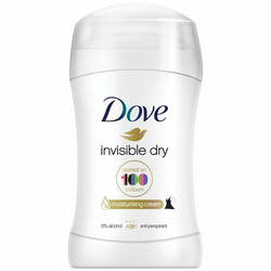 Dove Original Clean Invisible Solid Antiperspirant