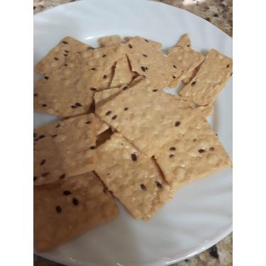 Harvest Stone Original Brown Rice, Sesame & Flax Crackers