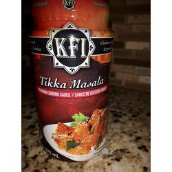KFI Tikka Masala Premium Cooking Sauce