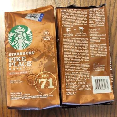 Starbucks Pike Place Blend