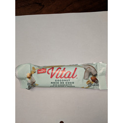 Leclerc Vital Bars Coconut with Almond Butter