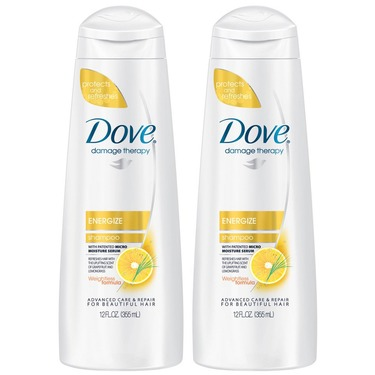 Dove Go Fresh Energizing Therapy Conditioner