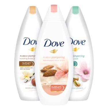 Dove Nutrium Cream Oil Beauty Bar