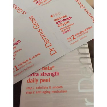 DR. DENNIS GROSS SKINCARE Alpha Beta® Peel Extra Strength Daily Peel