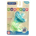 The First Years Gumdrop Newborn Pacifier