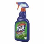 Spot shot carpet stain and odour eliminator