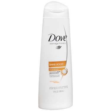Dove Shine Therapy Shampoo