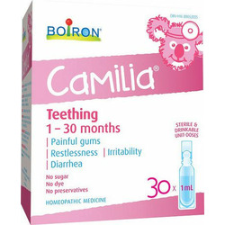 Camilla Teething Drops by Boiron