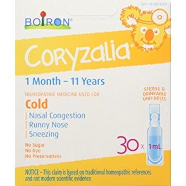 Coryzalia by Boiron