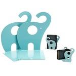 Itian Cute Elephant Bookends