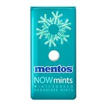 Mentos NOW mints in Winter Green
