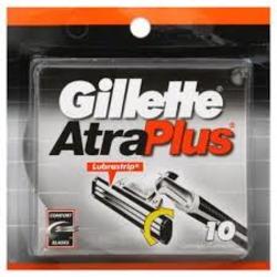 Gillette AtraPlus Razors