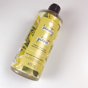 Love Beauty & Planet Coconut & Ylang Ylang Tropical Hydration Body Wash