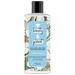 Love Beauty & Planet Coconut Water & Mimosa Flower Radical Refresher Body Wash