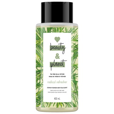 Love Beauty & Planet Tea Tree Oil & Vetiver Radical Refresher Conditioner