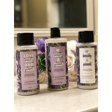 Love Beauty & Planet Argan Oil & Lavender Smooth and Serene Conditioner