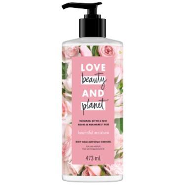 Love Beauty & Planet Murumuru Butter & Rose Bountiful Moisture Body Wash