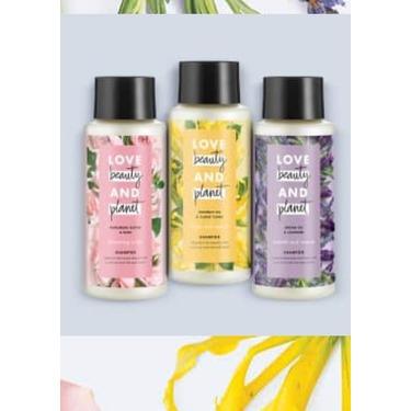 Love Beauty & Planet Murumuru Butter & Rose Blooming Colour Shampoo