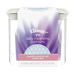 Kleenex Cleansing Cushion