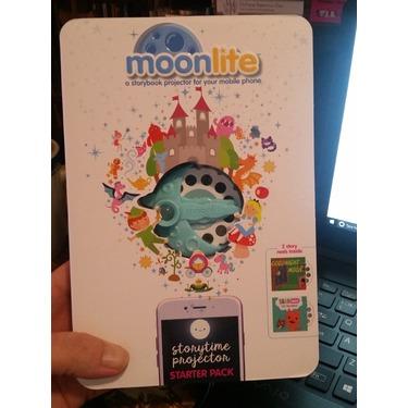 Moonlite Storybook Projector Starter Pack (2 story reels)