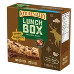 Nature Valley Lunchbox Double Chocolate Flavour Granola Bars