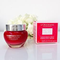 L'occitane Peony Perfecting Cream