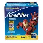 Goodnites bedtime pants