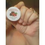 Cranberry cocoa cuticle cream