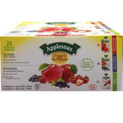 Applesnax Organic Fruit Snacks, 36
