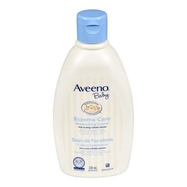 Aveeno Baby Eczema Care Moisturizing Cream