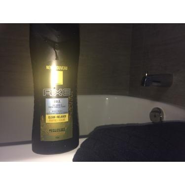 AXE Gold Shower Gel