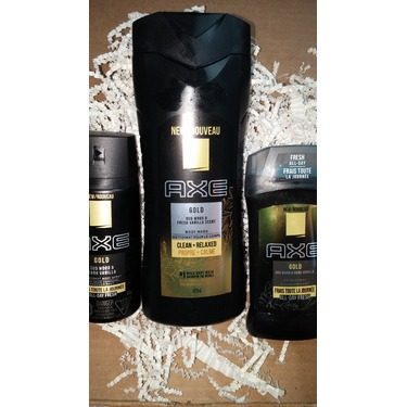 AXE Gold Shower Gel