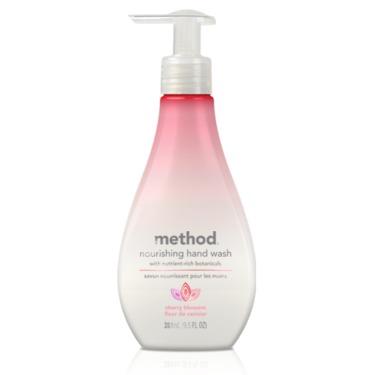method gel hand wash in lime + sea salt