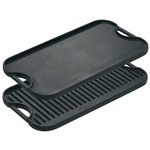 Lodge Cast Iron Pro-Grid Reversible Grill