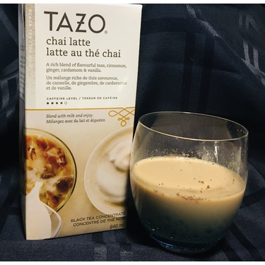 Tazo Chai Latte Concentrate