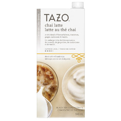 Tazo Chai Latte Concentrate